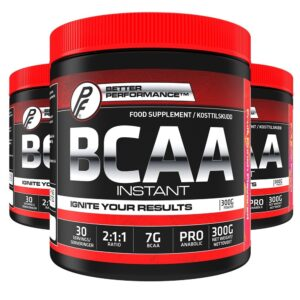 BCAA 2:1:1 300g Fruit Punch - 3 Pack