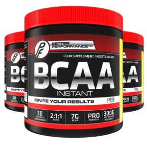 BCAA 2:1:1 300g Lemon-Lime - 3 Pack
