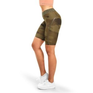 Better Bodies Woman Better Bodies - Chelsea Shorts - Dark Green Camo*