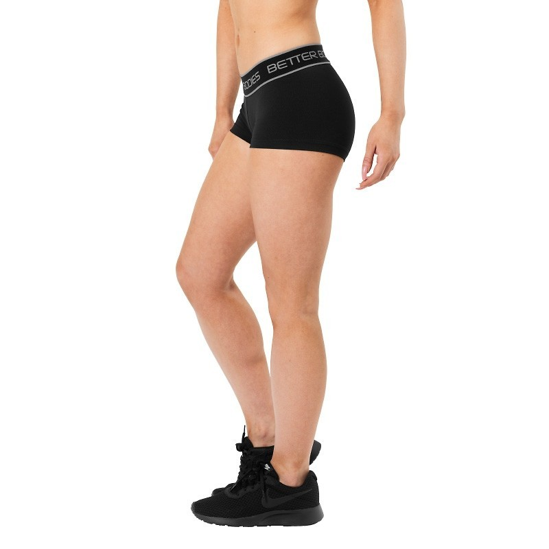 Better Bodies Woman Better Bodies - Fitness Hotpant - Black