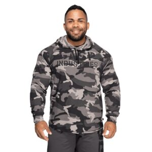 Gasp Gasp - L/S Thermal Hoodie - Tactical Camo