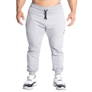 Gasp Gasp - Tapered Joggers - Light grey melange