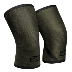 SBD SBD Endure Weightlifting Knee Sleeves