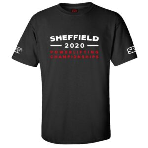 SBD SBD Sheffield 2020 T-Shirt dame