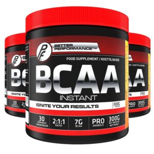 BCAA 2:1:1 300g Orange Mango 3 Pack