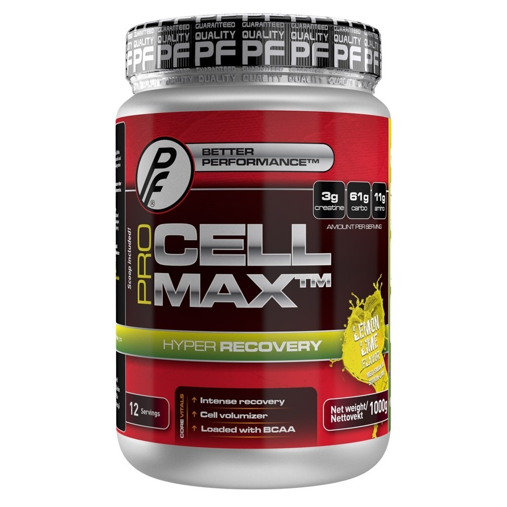 Proteinfabrikken Cell Max Pro 1000g